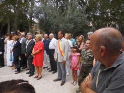 louis ceremonies 19 aout 2013 liberation perpignan