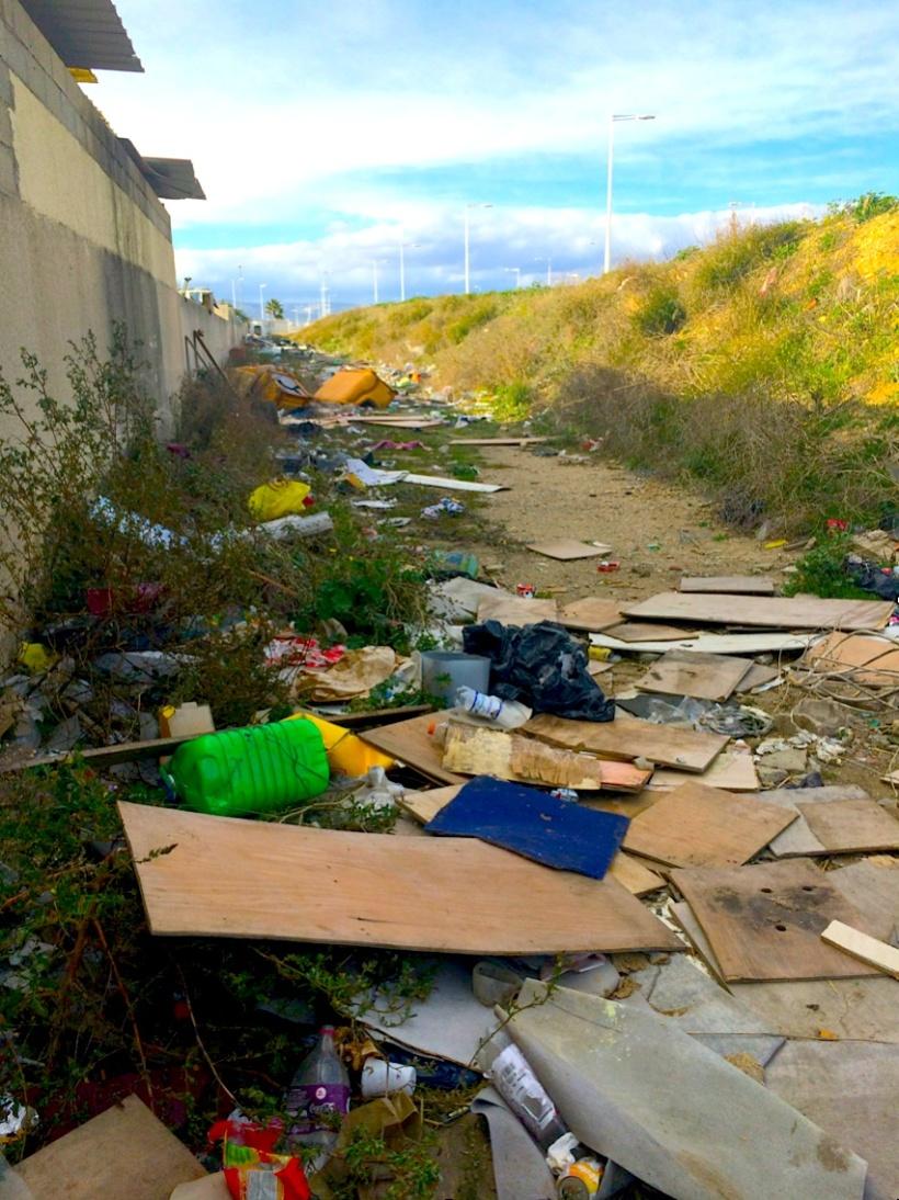 Des favelas à Perpignan - Municipales 2014