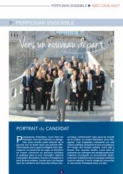 Portrait du candidat Louis Aliot - Mon projet pour Perpignan Municipales 2014